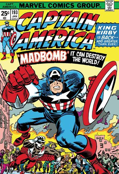 Avengers captain america comic book covers are not