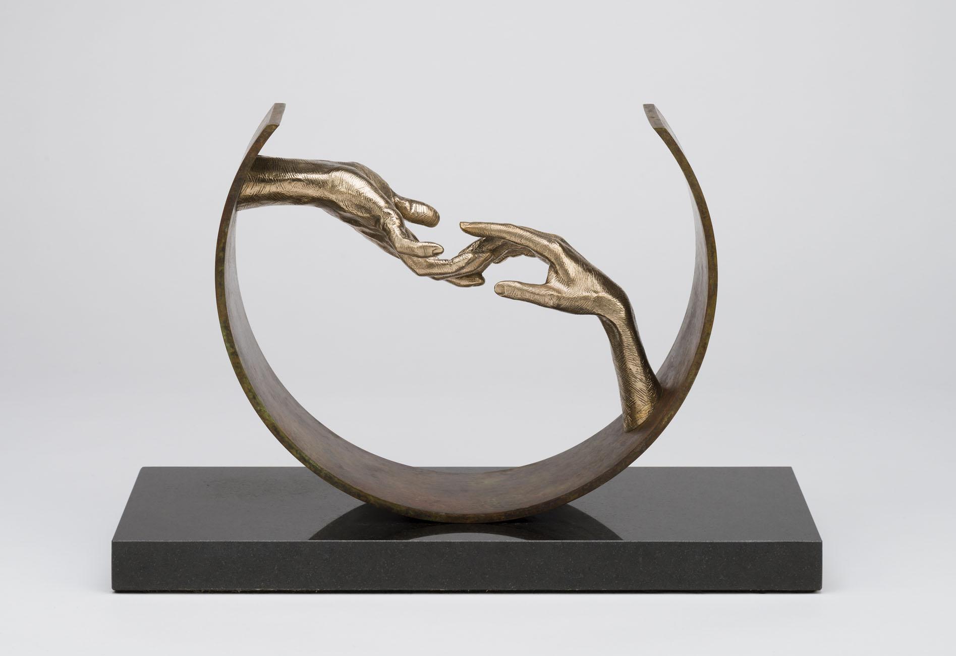 Finding love bronze