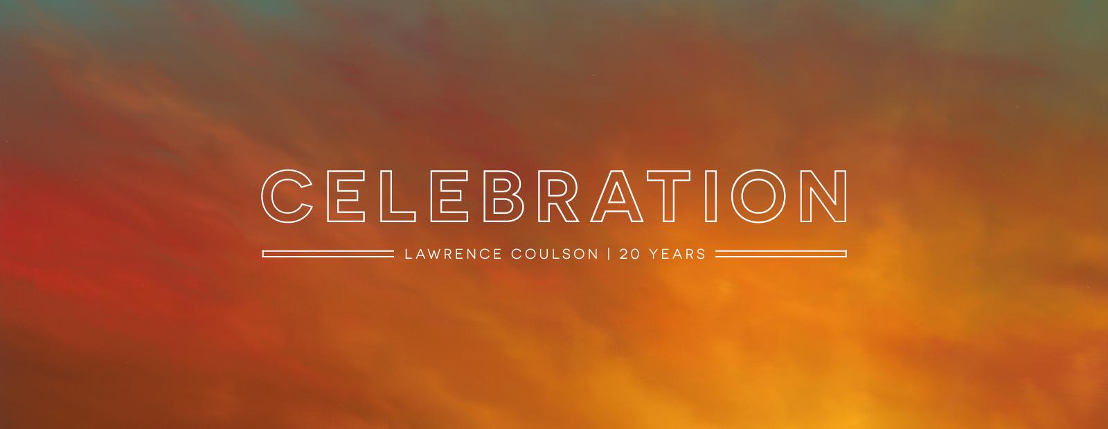 Lawrence Coulson Celebration   Artist Appearance   Castle