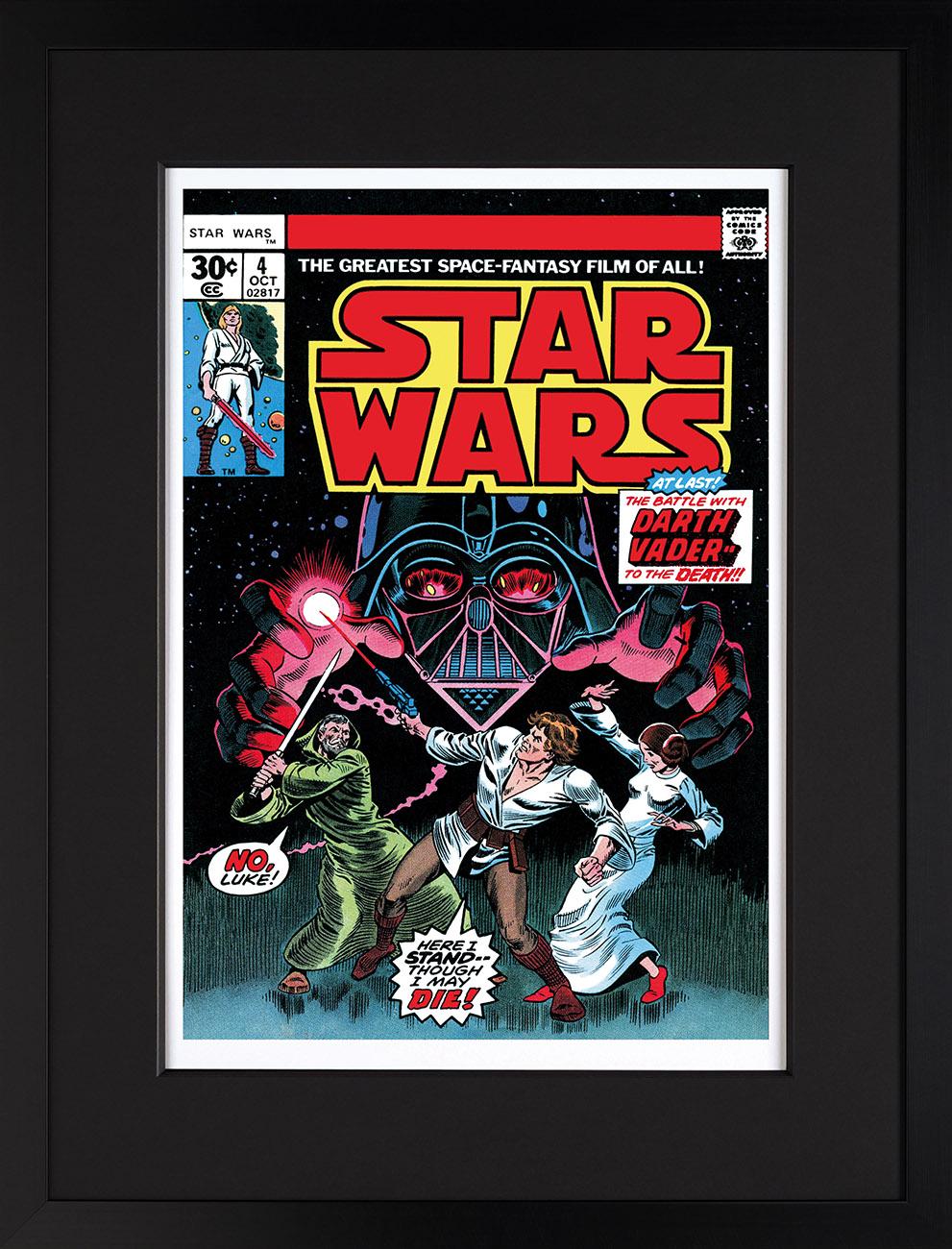 First Print Lee Cover Star Wars Darth Vader #4 2020 Marvel Comics